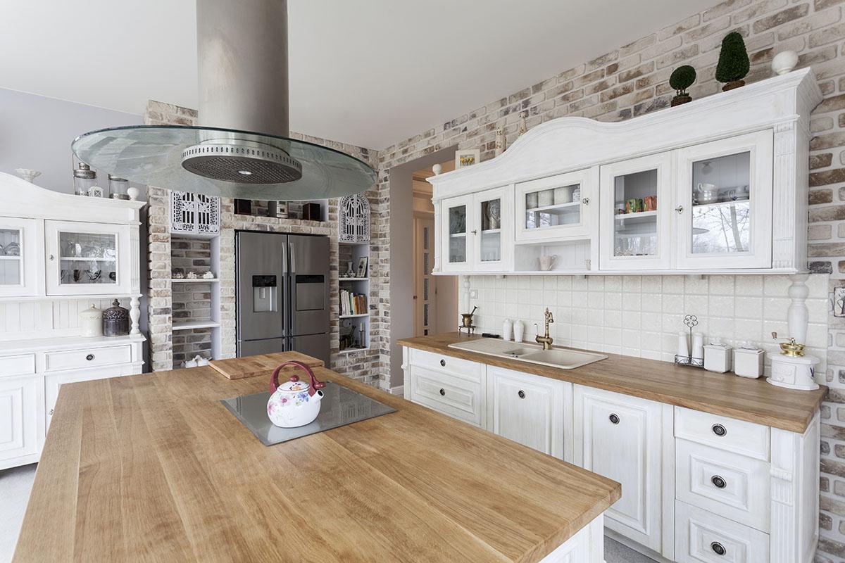 cucina classica su misura
