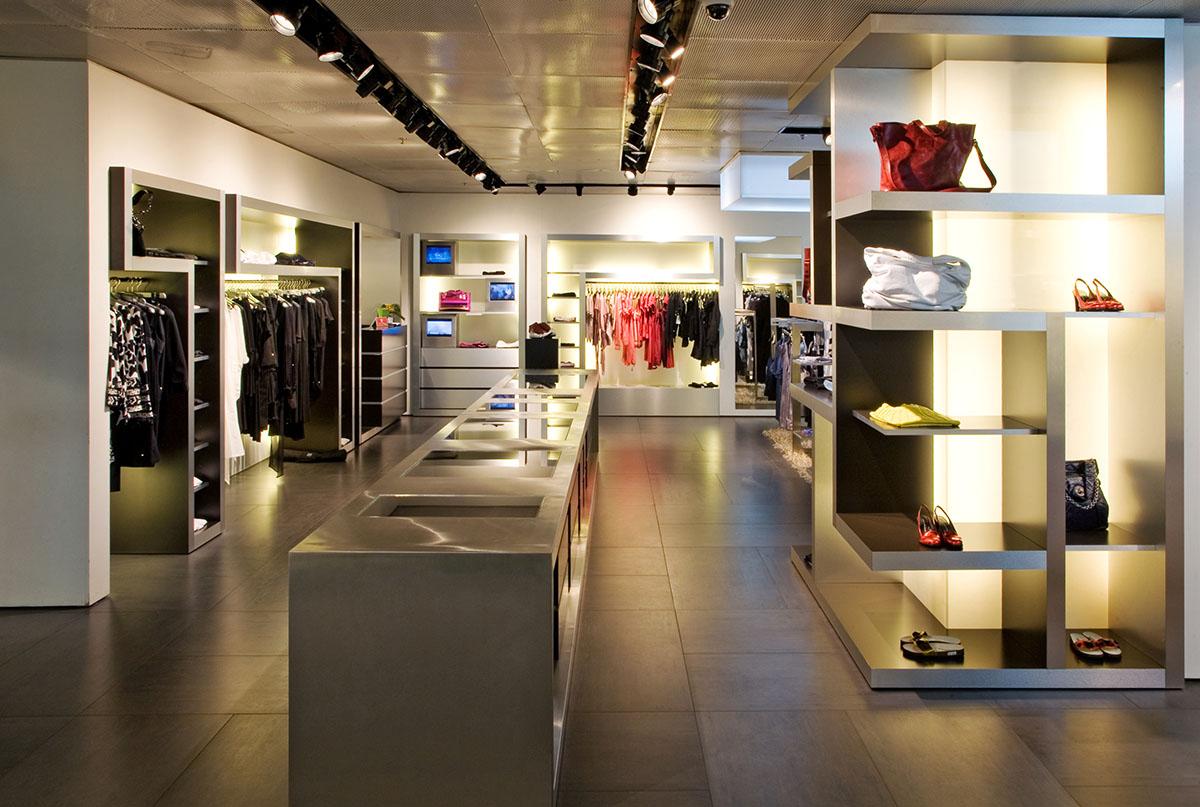arredamenti per negozi