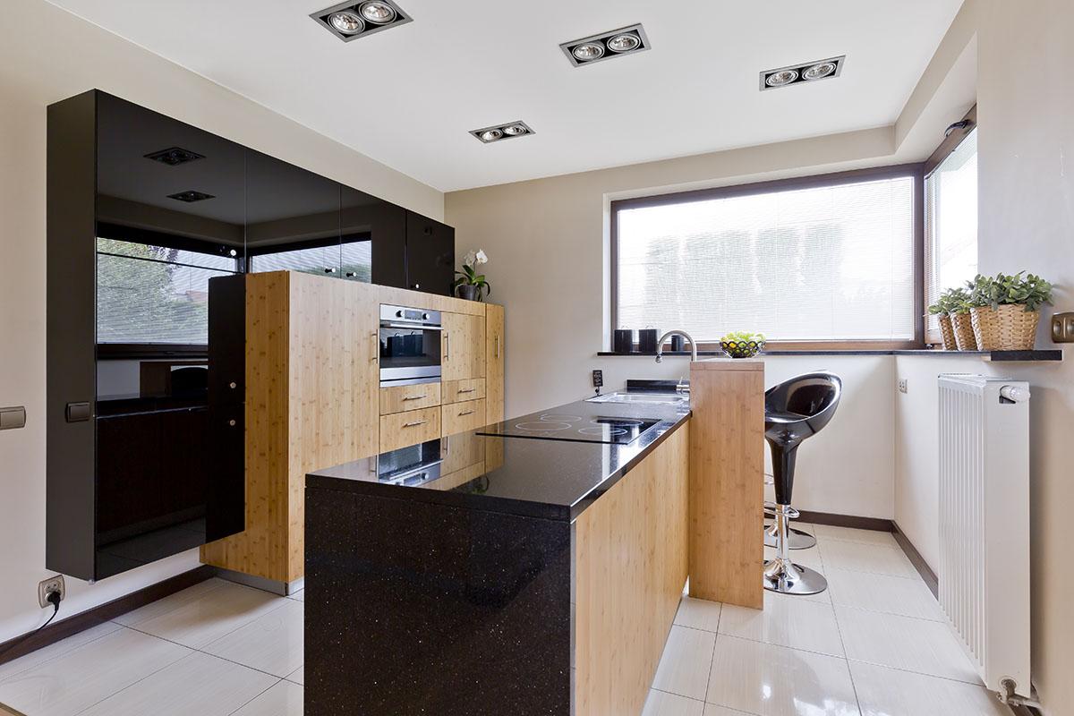 cucina moderna su misura
